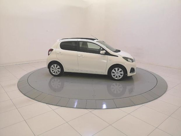 Photo miniature de la Peugeot 108 VTi 72 Top! Style S&S 85g 5p 2019 d'occasion