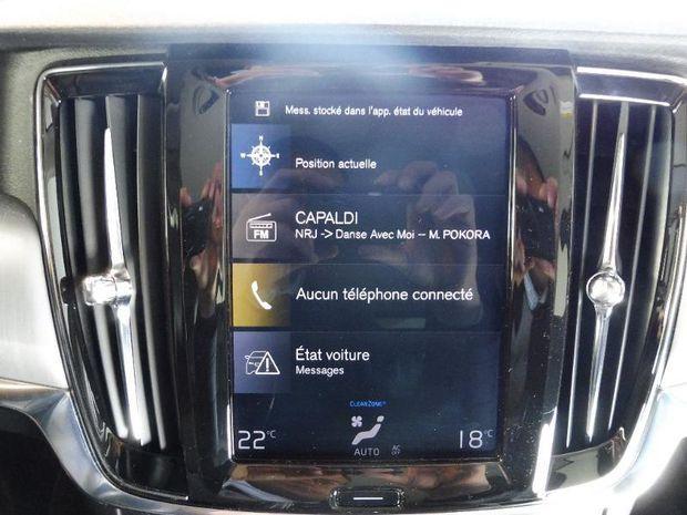 Photo miniature de la Volvo V90 D3 AdBlue 150ch Business Executive Geartronic 2019 d'occasion