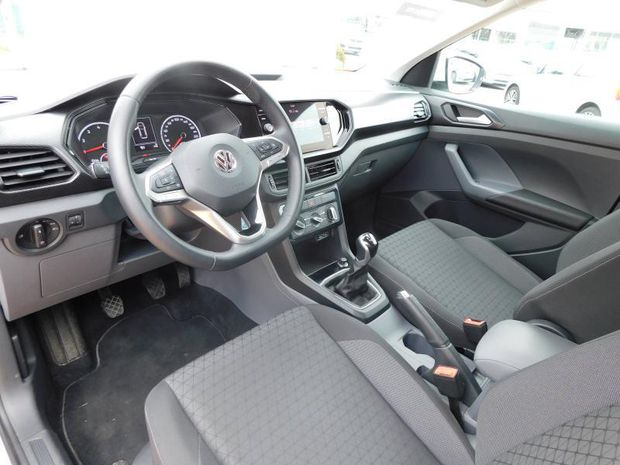 Photo miniature de la Volkswagen T-cross 1.0 TSI 95ch Lounge 2019 d'occasion