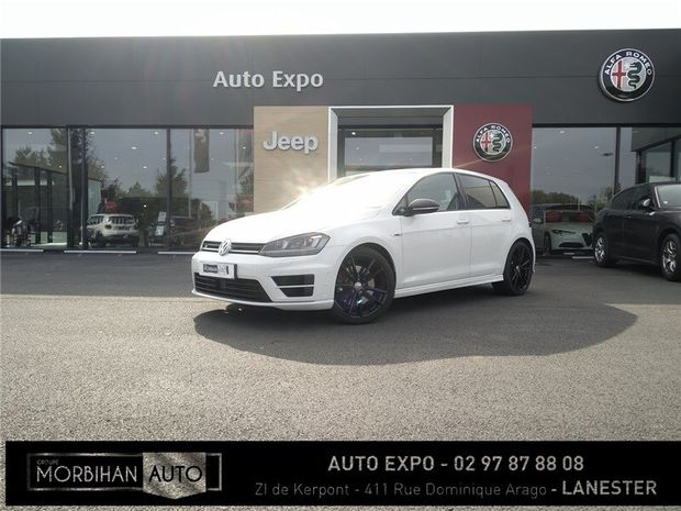 Photo miniature de la Volkswagen Golf 2.0 TSI 300 BLUEMOTION TECHNOLOGY 2016 d'occasion