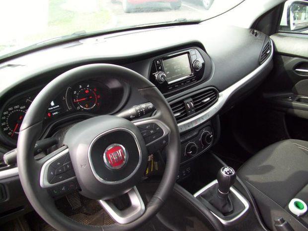 Photo miniature de la Fiat Tipo 1.3 MultiJet 95ch Pro S/S 5p 2018 d'occasion