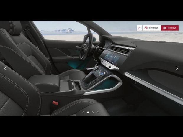 Photo miniature de la Jaguar I-Pace EV400 HSE AWD 2020 d'occasion