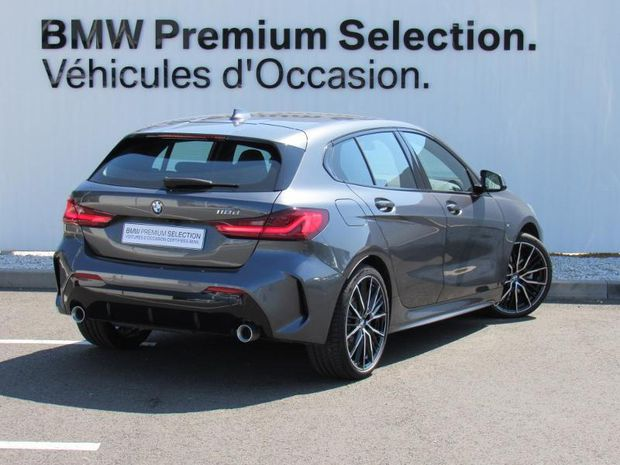 Photo miniature de la BMW Serie 1 118dA 150ch M Sport 2020 d'occasion