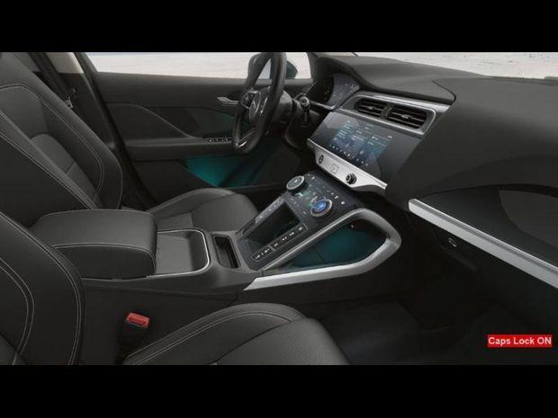 Photo miniature de la Jaguar I-Pace EV400 S AWD 2019 d'occasion