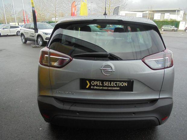 Photo miniature de la Opel Crossland X 1.2 83ch Edition Euro 6d-T 2019 d'occasion