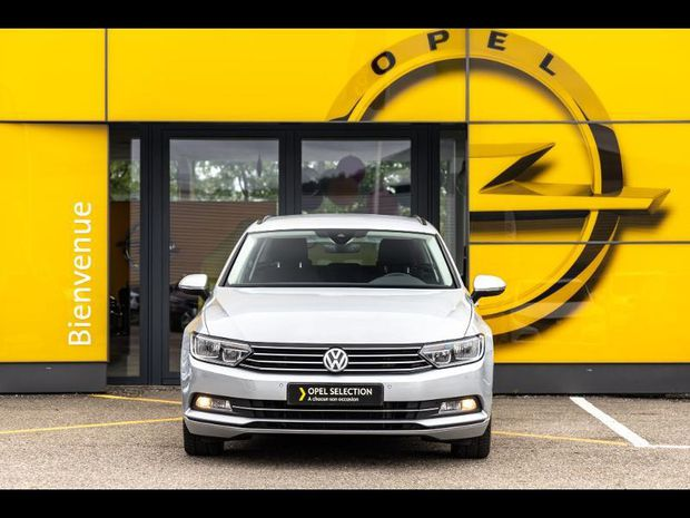Photo miniature de la Volkswagen Passat TDI 150 DSG7 Gps Caméra Attelage Gtie 1an 2018 d'occasion