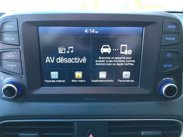 Photo miniature de la Hyundai Kona 1.0 T-GDi 120ch FAP Intuitive 2018 d'occasion