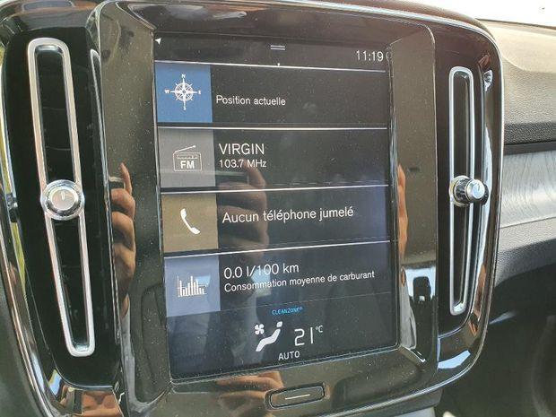 Photo miniature de la Volvo XC40 T4 190ch Inscription Geartronic 8 2020 d'occasion