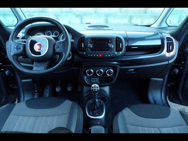 Photo miniature de la Fiat 500L 1.3 Multijet 16v 95ch S&S Trekking Popstar 2017 d'occasion