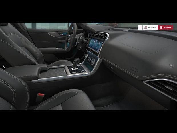 Photo miniature de la Jaguar XE 2.0 D180ch R-Dynamic S BVA8 2020 d'occasion