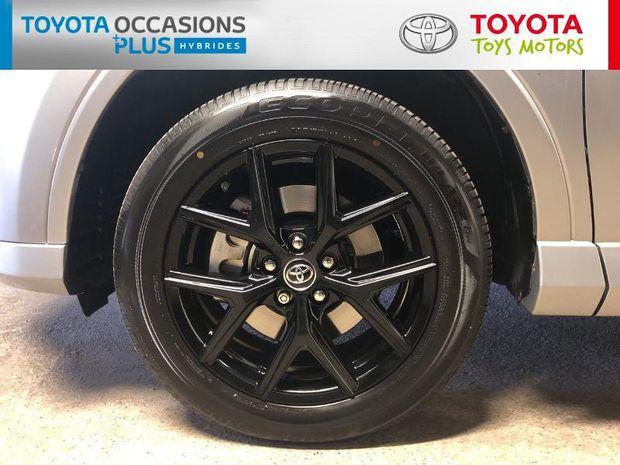 Photo miniature de la Toyota RAV4 197 Hybride Collection AWD CVT RC18 2018 d'occasion