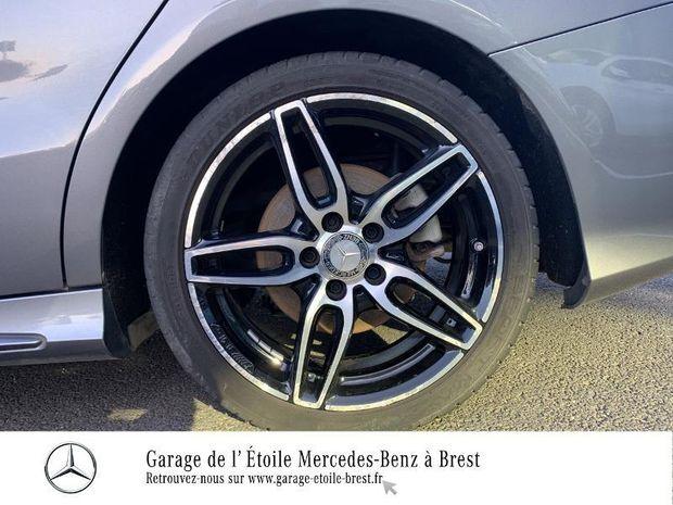 Photo miniature de la Mercedes CLA Shooting Brake 180 d Fascination 2016 d'occasion