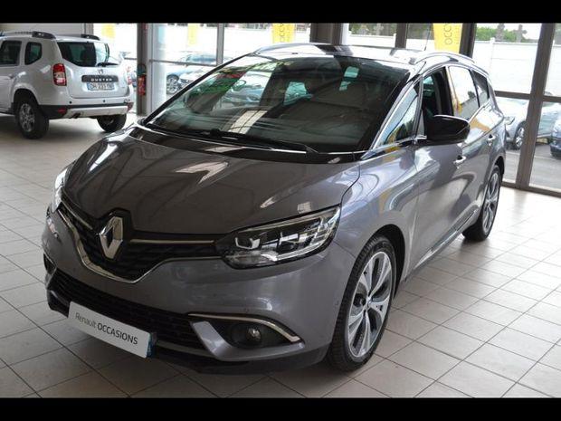 Photo miniature de la Renault Grand Scenic 1.5 dCi 110ch Energy Intens EDC 2018 d'occasion