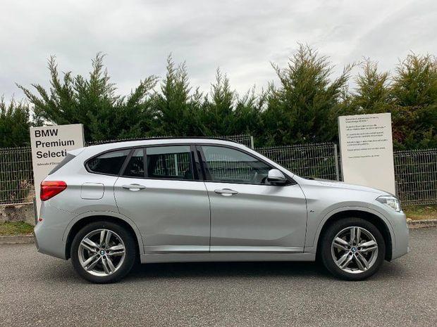 Photo miniature de la BMW X1 sDrive18i 140ch M Sport 2018 d'occasion
