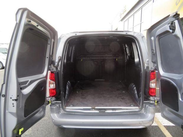 Photo miniature de la Opel Combo Cargo L1H1 650kg 1.6 100ch S&S Pack Business 2019 d'occasion