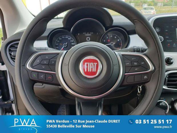 Photo miniature de la Fiat 500X 1.3 FireFly Turbo T4 150ch City Cross DCT 2019 d'occasion