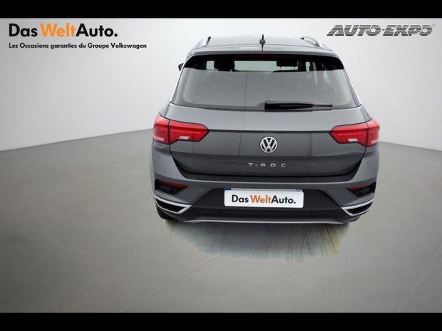Photo miniature de la Volkswagen T-Roc 1.0 TSI 115ch Lounge Business 134g 2020 d'occasion