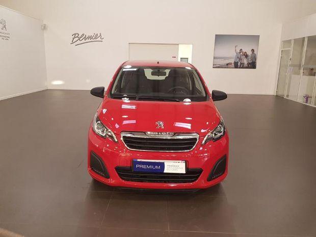 Photo miniature de la Peugeot 108 VTi 72 Like S&S 85g 3p 2020 d'occasion
