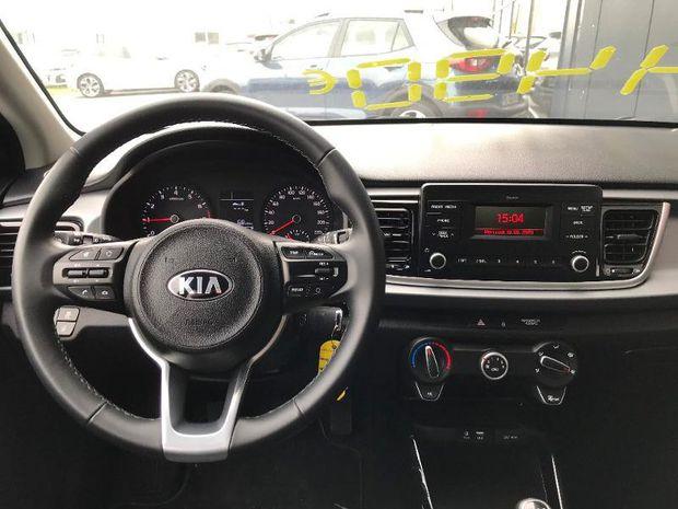 Photo miniature de la Kia Rio 1.0 T-GDI 100ch ISG Active Euro6d-T 2019 d'occasion