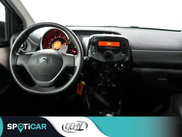 Photo miniature de la Citroën C1 VTi 72 S&S Feel 5p E6.d-TEMP 2020 d'occasion