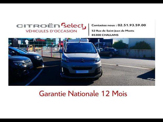 Photo miniature de la Citroën Spacetourer XL BlueHDi 180ch Feel S&S EAT8 E6.d-TEMP 144g 2019 d'occasion