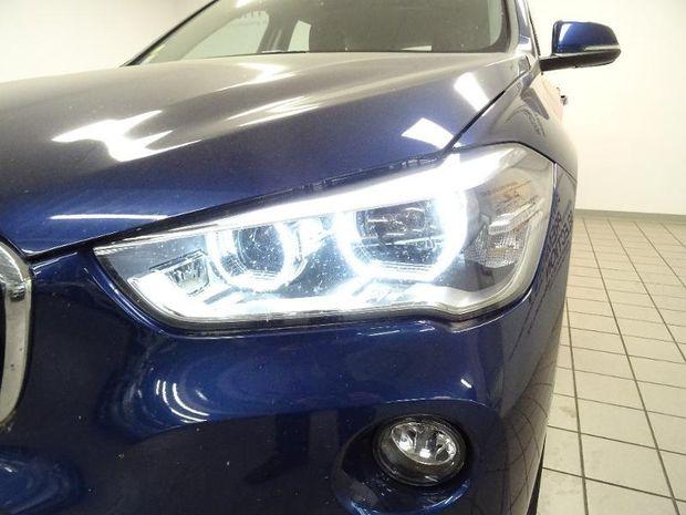 Photo miniature de la BMW X1 sDrive18dA 150ch xLine Euro6d-T 2018 d'occasion