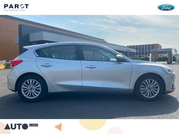 Photo miniature de la Ford Focus 1.5 EcoBlue 120ch Titanium BVA 2019 d'occasion