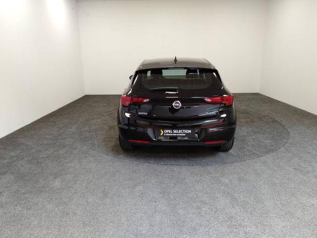 Photo miniature de la Opel Astra 1.4 Turbo 150ch Dynamique Automatique 2018 d'occasion