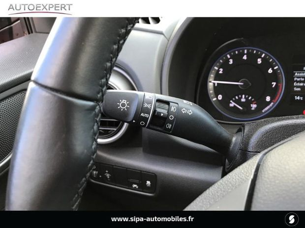 Photo miniature de la Hyundai Kona 1.0 T-GDi 120ch FAP Intuitive 2019 d'occasion
