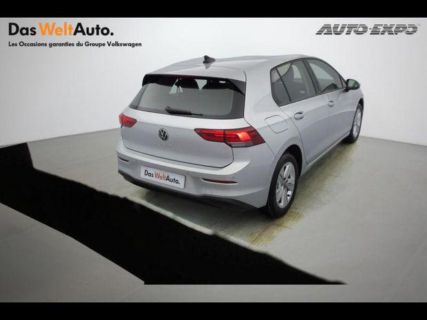Photo miniature de la Volkswagen Golf 2.0 TDI SCR 115ch Life 1st 109g 2020 d'occasion