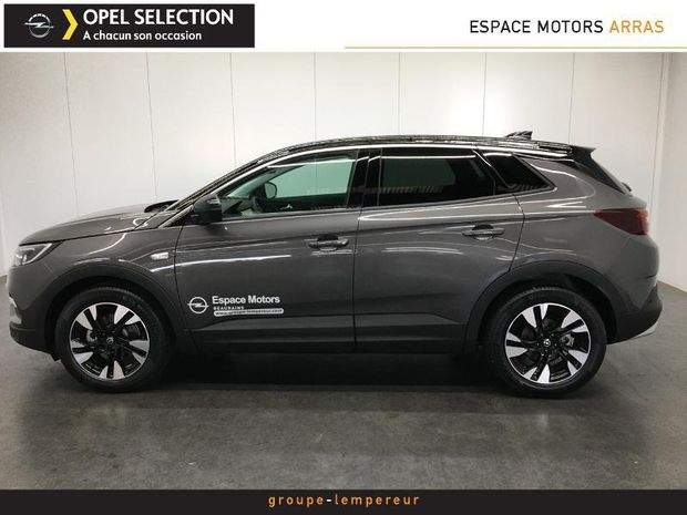 Photo miniature de la Opel Grandland X 1.5 D 130ch Design Line 2020 d'occasion