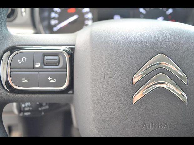 Photo miniature de la Citroën C3 PureTech 82ch Feel S&S E6.d 2019 d'occasion