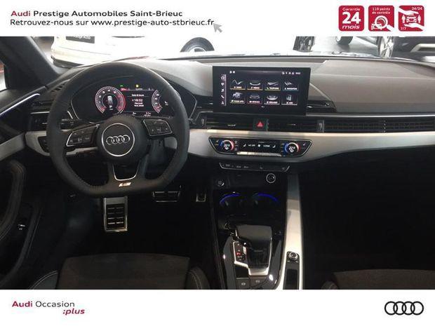 Photo miniature de la Audi A4 Avant 35 TFSI 150ch S line S tronic 7 2020 d'occasion