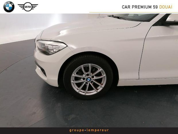 Photo miniature de la BMW Serie 1 114d 95ch Lounge 5p 2017 d'occasion