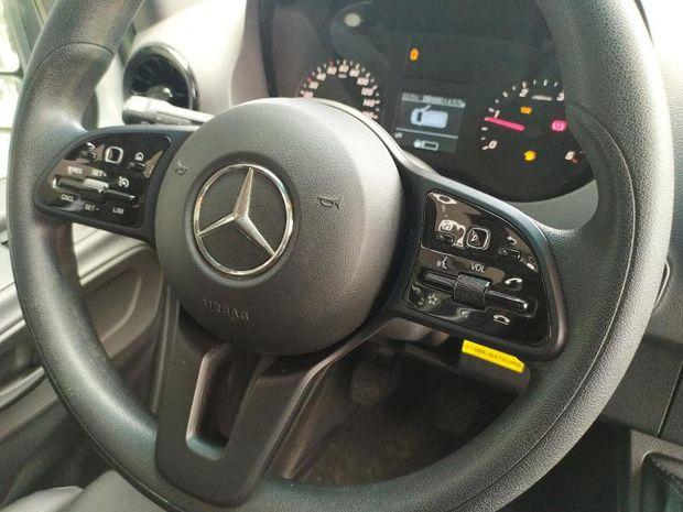 Photo miniature de la Mercedes Sprinter 516 CDI 5T BENNE + GRUE 2019 d'occasion