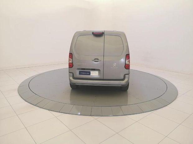 Photo miniature de la Peugeot Partner Standard 650kg BlueHDi 100ch S&S Asphalt 2018 d'occasion