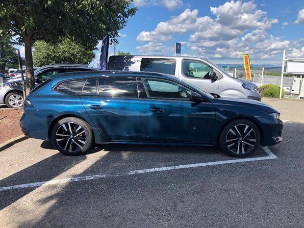 Photo miniature de la Peugeot 508 SW BlueHDi 180ch S&S GT EAT8 2019 d'occasion