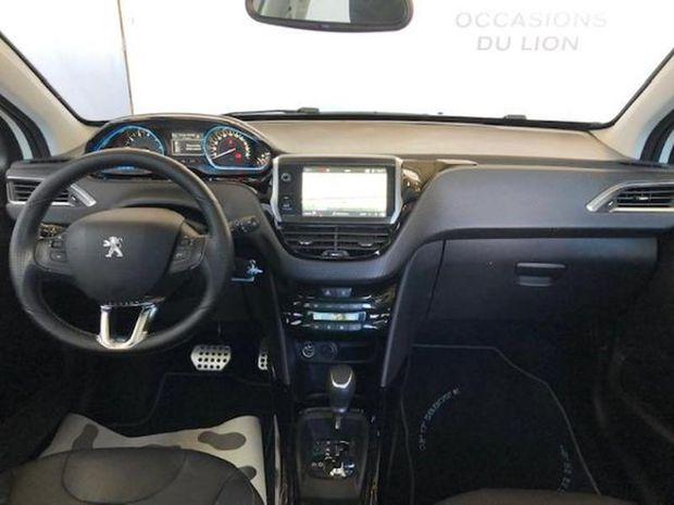 Photo miniature de la Peugeot 2008 1.2 PureTech 110ch Crossway S&S EAT6 2018 d'occasion