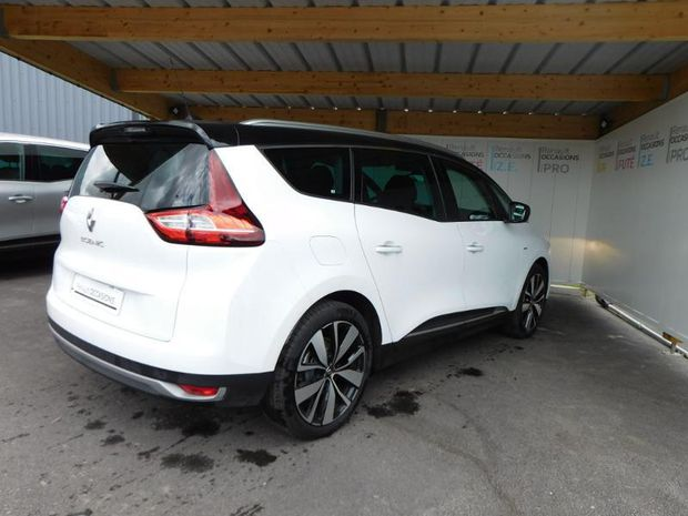Photo miniature de la Renault Grand Scenic 1.7 Blue dCi 120ch Limited EDC 2020 d'occasion