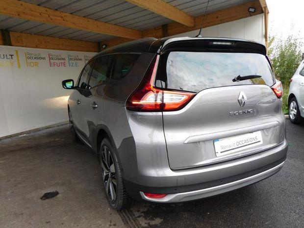 Photo miniature de la Renault Grand Scenic 1.7 Blue dCi 120ch Limited 2020 d'occasion