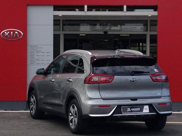 Photo miniature de la Kia Niro 1.6 GDi 105ch ISG + électrique 43.5ch Active DCT6 2019 d'occasion