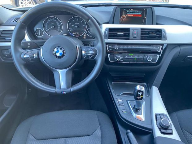 Photo miniature de la BMW Serie 3 Série 3 316dA 116ch Lounge 2017 d'occasion