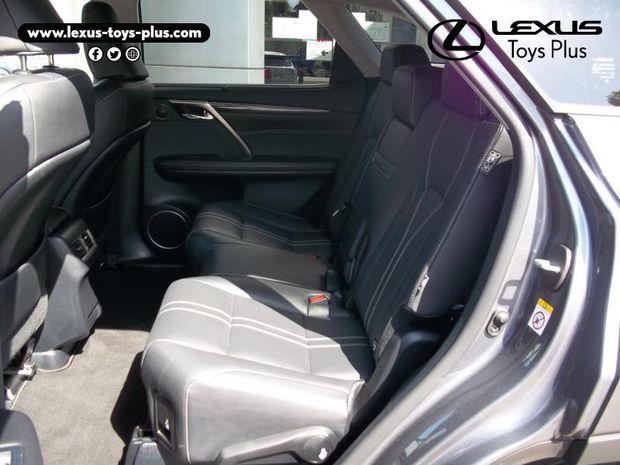 Photo miniature de la Lexus RX 450h L 4WD Executive Euro6d-T 2018 d'occasion