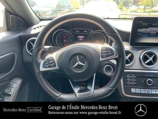 Photo miniature de la Mercedes CLA 220 d Launch Edition 7G-DCT 2016 d'occasion