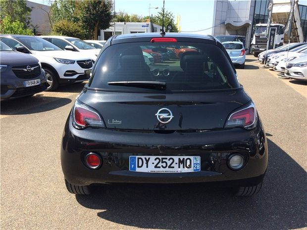 Photo miniature de la Opel Adam 1.0 ECOTEC DIRECT INJECTION TURBO 115 CH S/S 2015 d'occasion