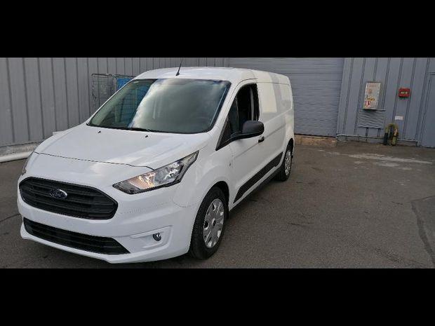 Photo miniature de la Ford Transit Connect L2 1.5 EcoBlue 120ch Trend Business 2020 d'occasion