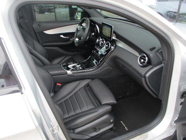 Photo miniature de la Mercedes Classe GLC GLC Coupe 220 d 170ch Fascination 4Matic 9G-Tronic Euro6c 2018 d'occasion