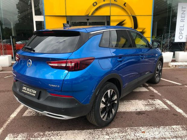 Photo miniature de la Opel Grandland X 1.6 D 120ch ECOTEC Innovation 2018 d'occasion