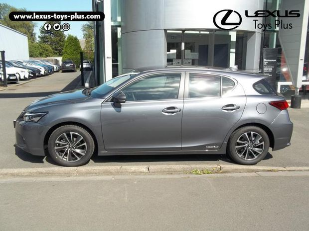 Photo miniature de la Lexus CT 200h Pack Euro6d-T 2020 d'occasion