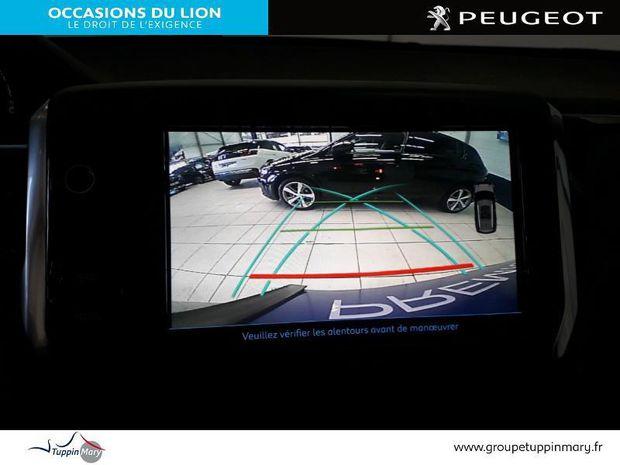 Photo miniature de la Peugeot 2008 1.2 PureTech 110ch Allure S&S EAT6 2019 d'occasion